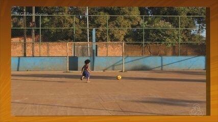 """""""Das grades aos campos"""": repórter do Globoesporte.com vence prêmio de jornalismo"""