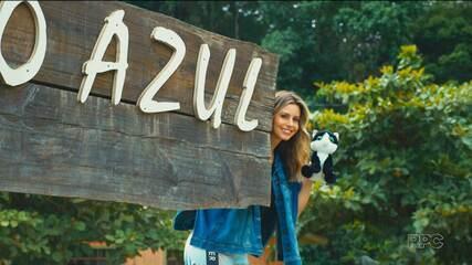 Conheça a Cerro Azul paranaense com o Estúdio C deste sábado (24) (parte 1)