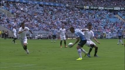 Os melhores momentos de Grêmio 1 x 0 Corinthians pela 38ª rodada do Brasileirão