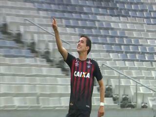 Confira os gols de Pablo, do Atlético-PR, no Campeonato Brasileiro 2018
