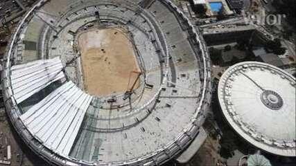 Estádios da Copa: A promessa não realizada