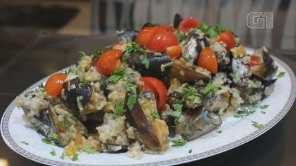 Culinária #013: Aprenda a fazer um arroz de marisco