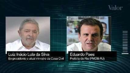 Ouça a íntegra das escutas telefônicas das conversas de Lula