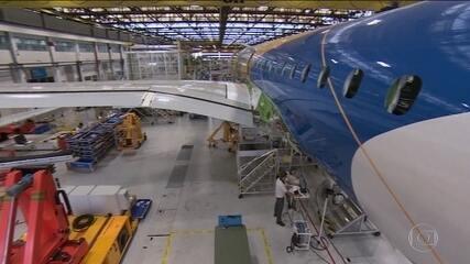Embraer e Boeing fecham parceria que cria empresa de US$ 5,2 bilhões