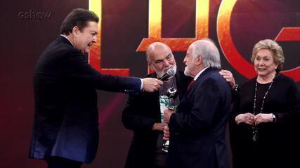 Vencedores comentam emoção de receber o Troféu Mário Lago