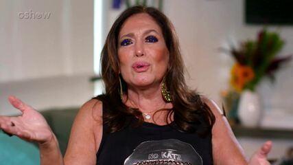 Susana Vieira diz que Arlete Salles é sua alma gêmea