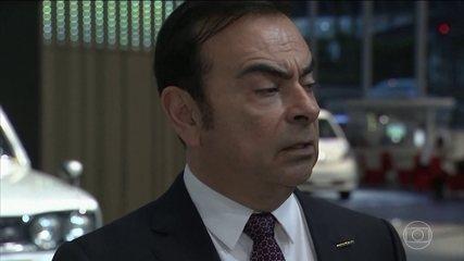Procuradores japoneses pedem nova prisão de Carlos Ghosn