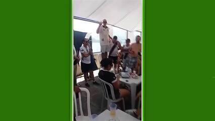 "Roberto Monteiro, presidente do Deliberativo do Vasco, pede ""cabeça"" de Campello"