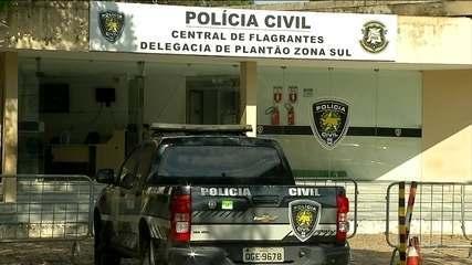 Protesto de Policiais Civis deixa população sem atendimento em Natal nesta quarta (26)