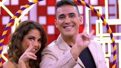Kids falam sobre André Marques e Thalita Rebouças