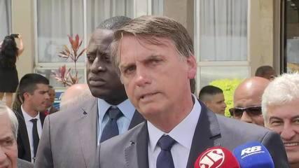 Bolsonaro defende idade mínima menor do que proposta de Temer