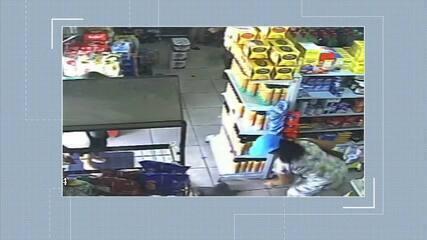Gata é morta a pauladas dentro de mercado em Paraty; Veja vídeo