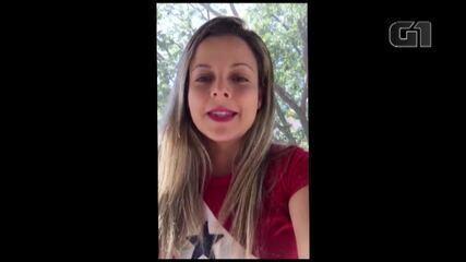 Belenense que mora nos EUA grava video em homenagem ao aniversário da cidade