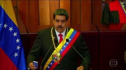 Nicolás Maduro toma posse na Venezuela e países latino-americanos reagem