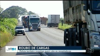 Polícia investiga roubo de carga de cerveja avaliado em R$ 150 mil, em Goiás