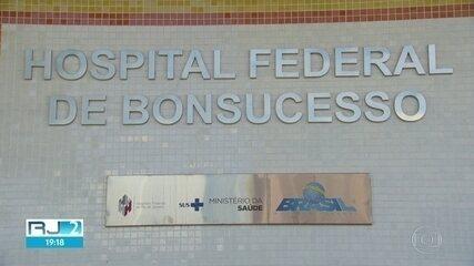 Médicos pedem ao Ministério da Saúde o afastamento da diretora do Hospital de Bonsucesso