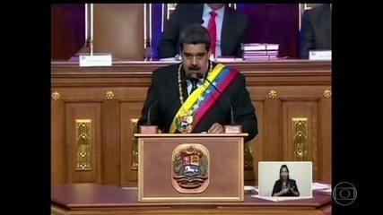Nicolás Maduro anuncia um aumento de 300% no salário mínimo
