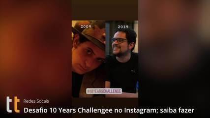 Desafio 10 Year Challenge no Instagram: saiba fazer