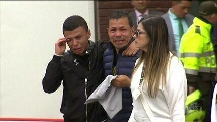 Sobe para 21 o número de mortos em atentado na Colômbia