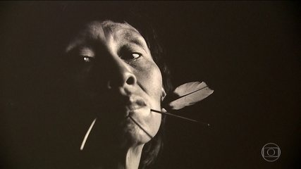 Em SP, exposição de fotos mostra o cotidiano dos yanomami