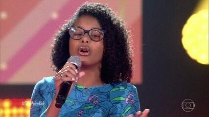 "Jeane Barreto canta ""O Sol"""