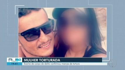 Exame de corpo de delito confirma marcas de tortura em mulher