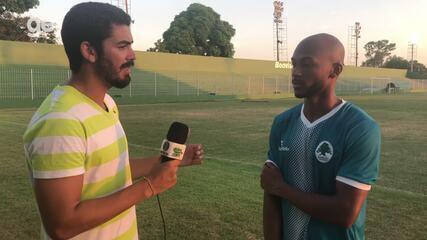 Atualmente no Boavista, Tartá tenta liberação para jogar o Carioca