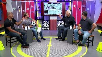 Boleiragem estreia com Aloísio Chulapa, Emerson Leão e Caio Ribeiro