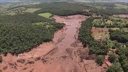 Tragédia em Brumadinho acontece três anos depois do desastre ambiental em Mariana