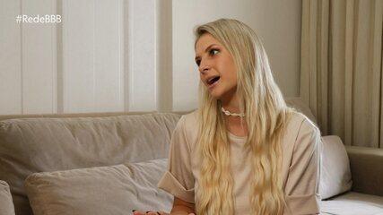 Diego diz no BBB que não gosta que gritem com ele e sua irmã, Liandra, confirma
