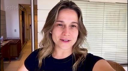 Fernanda Gentil fala do retorno da dupla ´Sandy & Júnior´