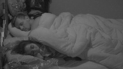 Brothers dormem no Quarto Ouro após noite de Eliminação