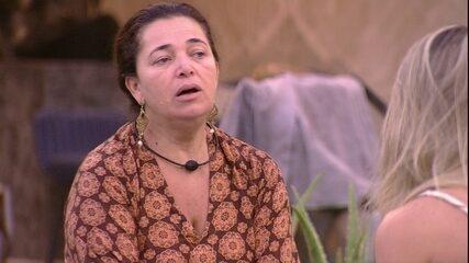 Tereza sobre Paula: 'É a mais perseguida'