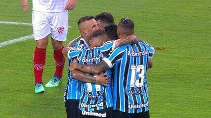 Confira os melhores momentos de Grêmio 4x0 São Luiz pelo Gauchão