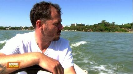 Conheça Lauro de Souza Jr, novo técnico da seleção brasileira de canoagem
