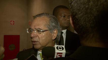 Guedes diz que governo avalia nova carteira de trabalho com direitos alternativos