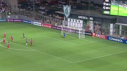 Melhores momentos de Atlético-MG 3 x 2 Danubio, pela Copa Libertadores