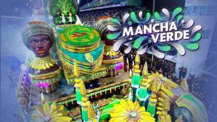 Mancha Verde - Grupo Especial (SP) - Íntegra do desfile de 01/03/2019