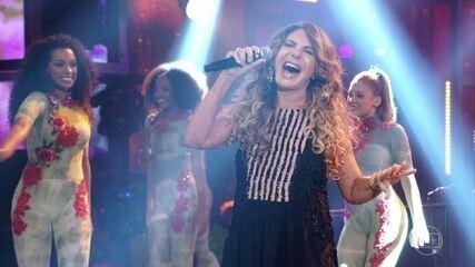 Elba Ramalho canta 'Ai, Que Saudade d'Ocê'