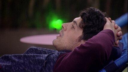 Maycon sobre Paredão com Tereza e Rodrigo: 'Não tinham pessoas melhores para eu ir'