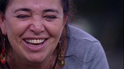 Elana fala sobre Tereza: 'Sua idade não significa nada'