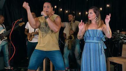 Harmonia do Samba encerra o programa tocando 'Vaqueiro Atualizado'