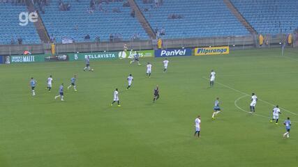 Confira os melhores momentos entre Grêmio 2 x 0 Veranópolis