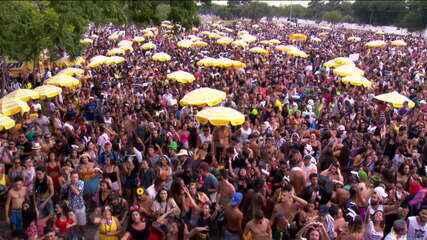 Carnaval movimenta hotéis da capital