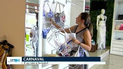 Carnaval é considerado feriado ou não?