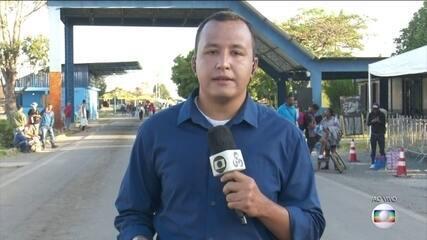Fronteira do Brasil com a Venezuela permanece fechada