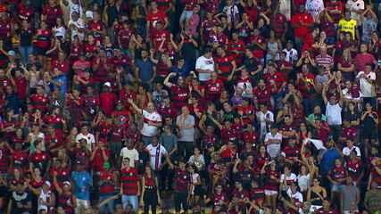 Melhores momentos: Portuguesa 1 x 3 Flamengo pelo Campeonato Carioca