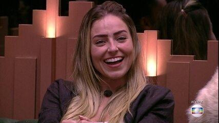 Paula é a nova Líder do BBB19, confirma Tiago Leifert