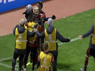 Melhores momentos: San José 0 x 1 Flamengo pela fase de grupos da Taça Libertadores