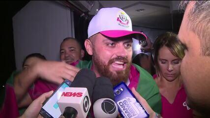 Carnavalesco Leandro Vieira fala da conquista do título da Mangueira
